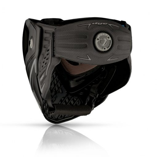 Paintball Online- Sua Loja de Paintball na Internet- Máscara Dye i5 - Onyx 2.0