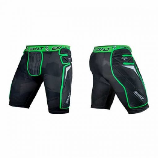 Paintball Online- Sua Loja de Paintball na Internet- Exalt Freeflex Slide Shorts Grey - XL